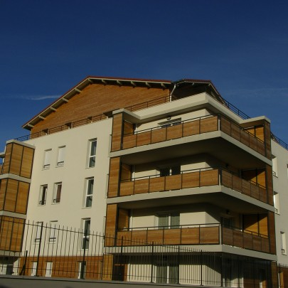 Bouygues Immobilier Horizon Nature Charpente